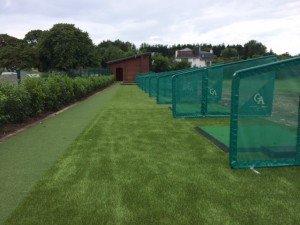 Artificial Grass Golf Tees