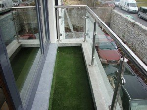Artificial grass balcony copy