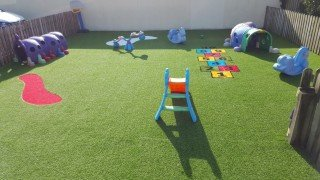 Synthetic Grass Play area