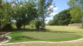 Artificial Grass Putting Green County Galway