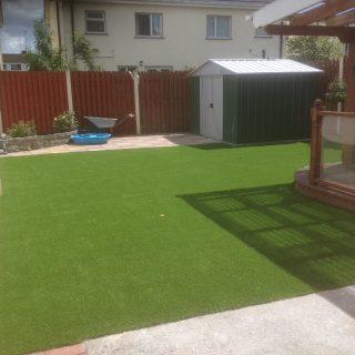 Artificial Grass Lawn_Tuam