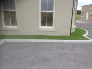 Artificial Grass Foothpath